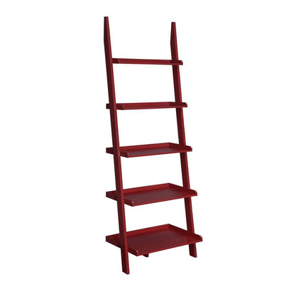 American Heritage Bookshelf Ladder - R6-323 By Casagear Home CVC-R6-323