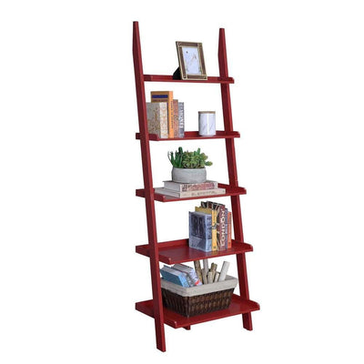 American Heritage Bookshelf Ladder - R6-323 By Casagear Home