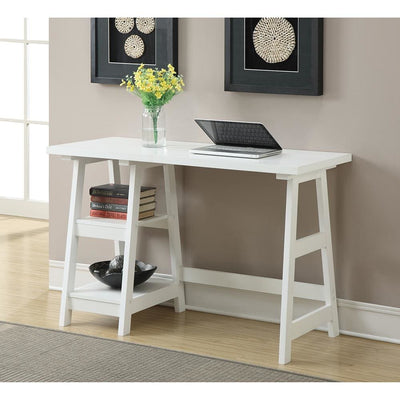Designs2Go Trestle Desk - R7-106