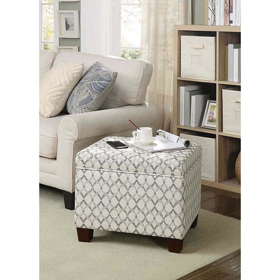 Madison Storage Ottoman - R9-179