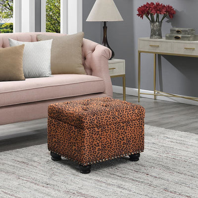 Designs4Comfort 5th Avenue Storage Ottoman - R9-206
