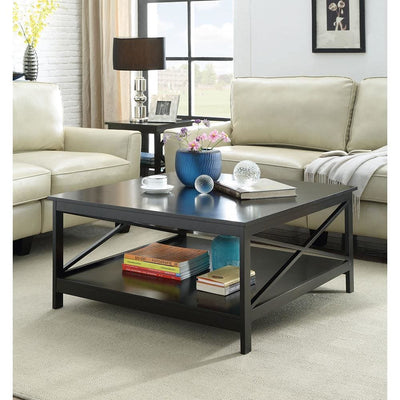 Oxford 36 inch Square Coffee Table - S20-148