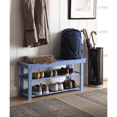 Oxford Utility Mudroom Bench - S20-153