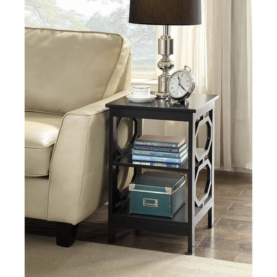 Omega End Table - S20-165