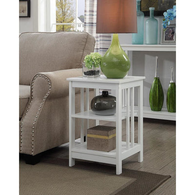 Mission End Table - S20-187