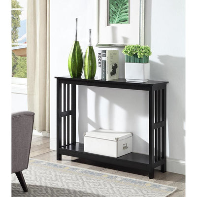 Mission Console Table - S20-194