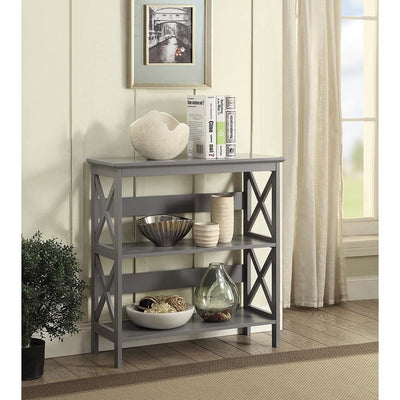 Oxford 3 Tier Bookcase - S20-225