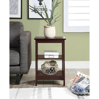 Mission End Table - S20-247