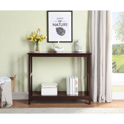 Mission Console Table - S20-249