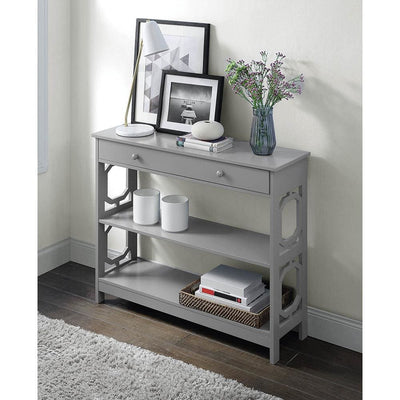 Omega 1 Drawer Console Table - S20-264