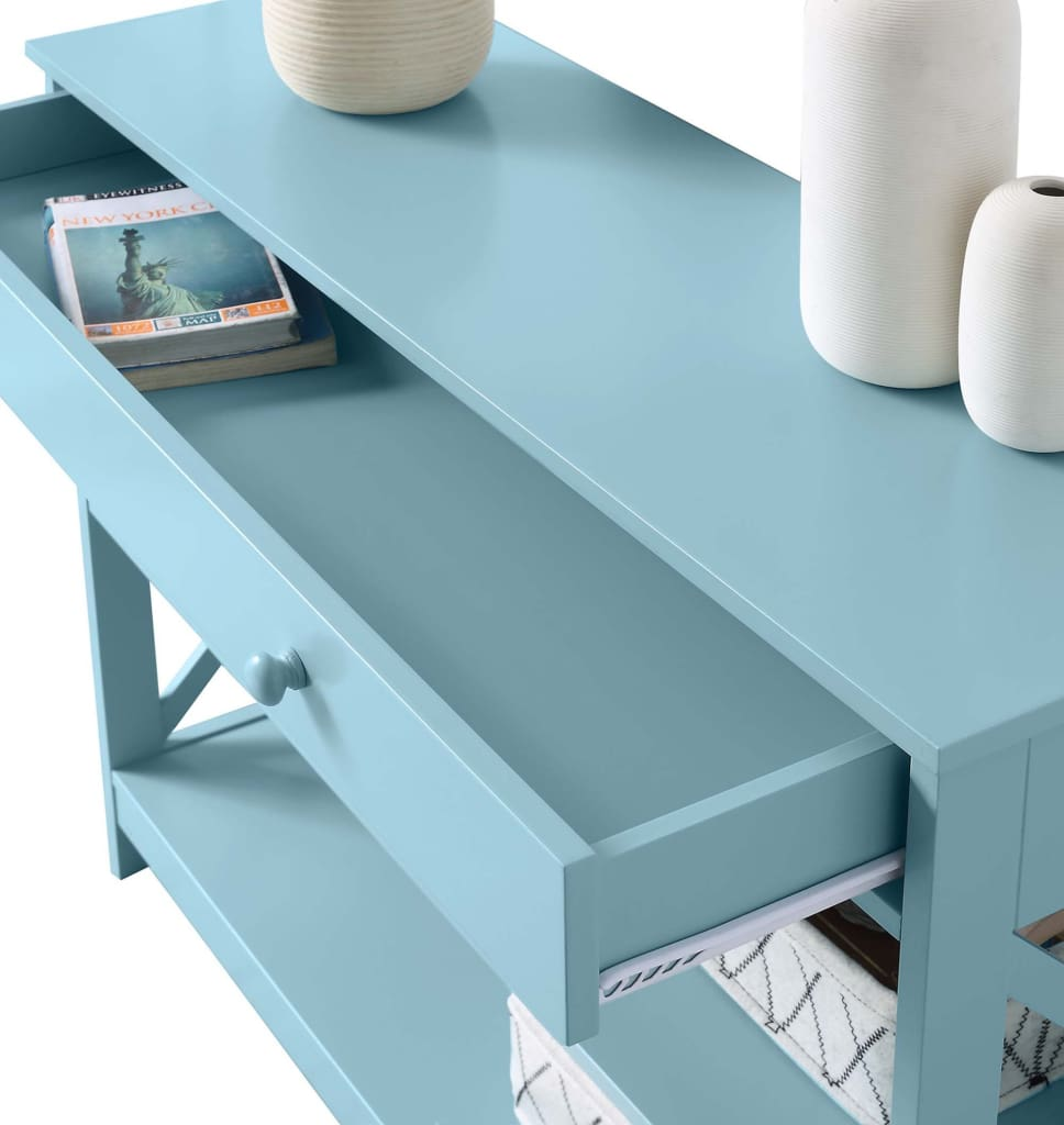 Oxford 1 Drawer Console Table - S20-281