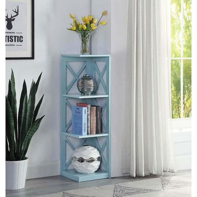 Oxford 3 Tier Corner Bookcase - S20-326