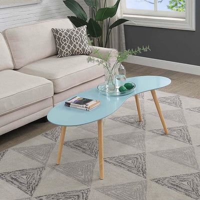 Oslo Bean Shaped Coffee Table - S20-386