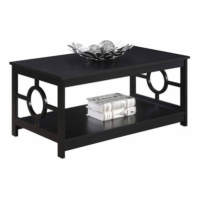 Ring Coffee Table - S25-102 By Casagear Home CVC-S25-102