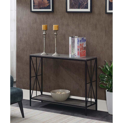 Tucson Starburst Console Table - S25-139