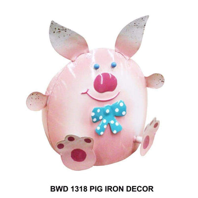D Art CollectionPig IronDecor