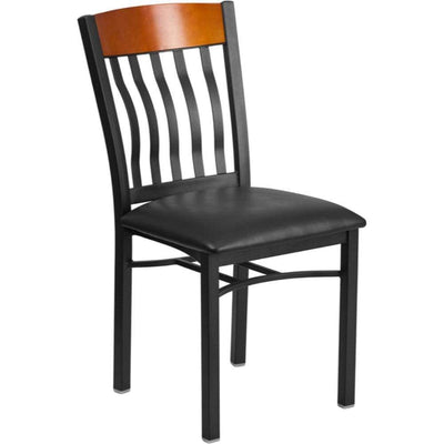 Cherry Wood Restaurant Chair