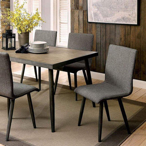 Connections Dining Chair Set of 4 Red