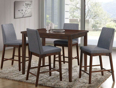 Marten Mid-Cent Modern Counter Height Dining Table By Casagear Home