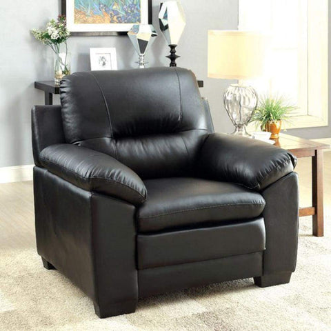 HERCULES Majesty Series Cognac Leather Chair [222-1-CG-GG]