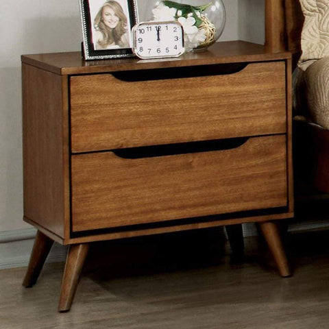 Tracy Nightstand Cappuccino