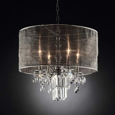 Gina Contemporary Style Ceiling Lamp By Casagear Home