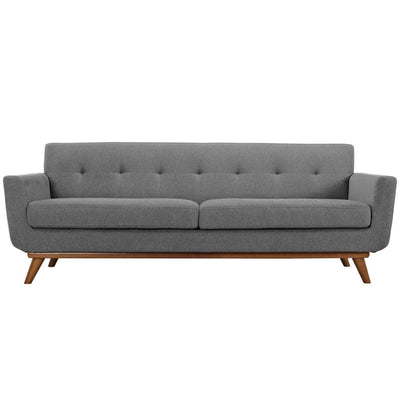 Engage Upholstered Sofa Expectation Gray MDY-EEI-1180-GRY