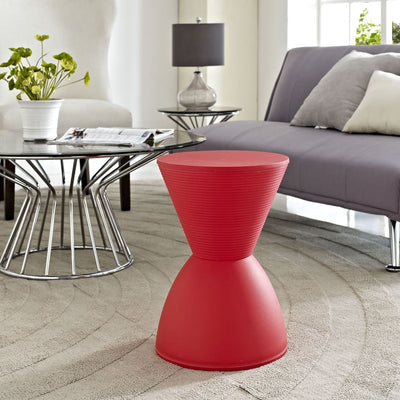 Red Haste Stool