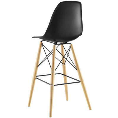 Black Pyramid Bar Stool MDY-EEI-1701-BLK