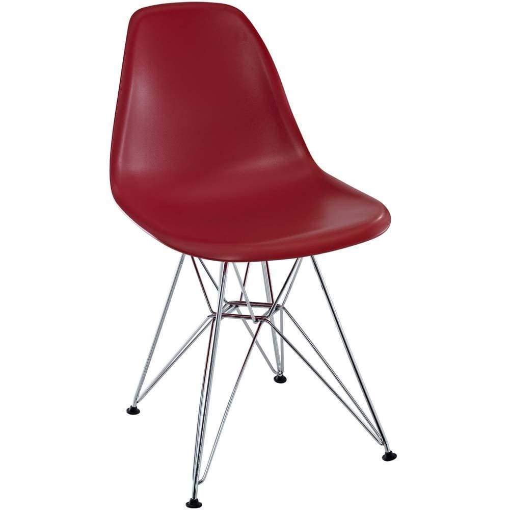 Red Paris Dining Side Chair