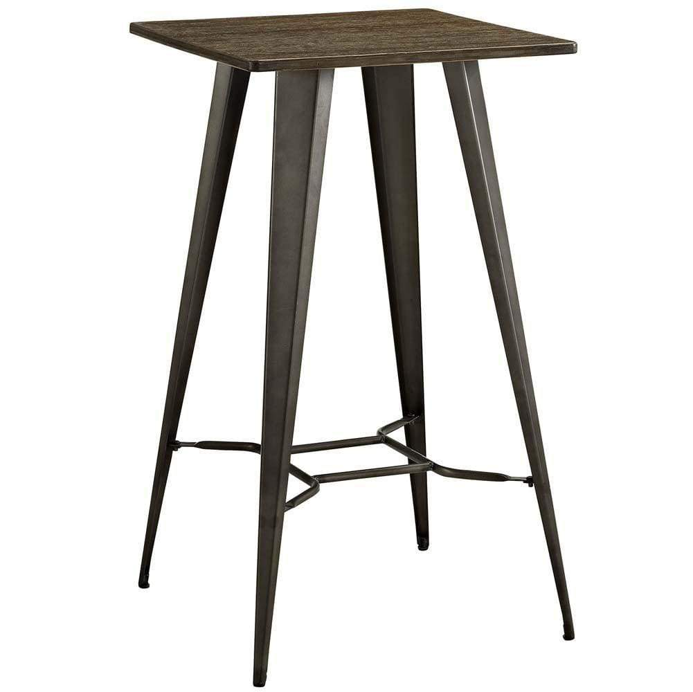 Brown Direct Bar Table