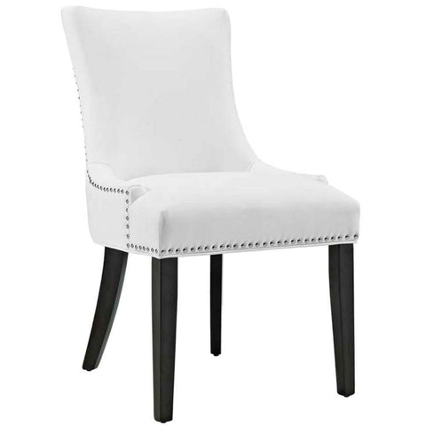 Daisy Arm Chair in White