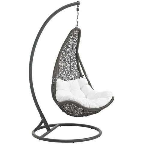 C-Style Hanging Chair Frame by Algoma