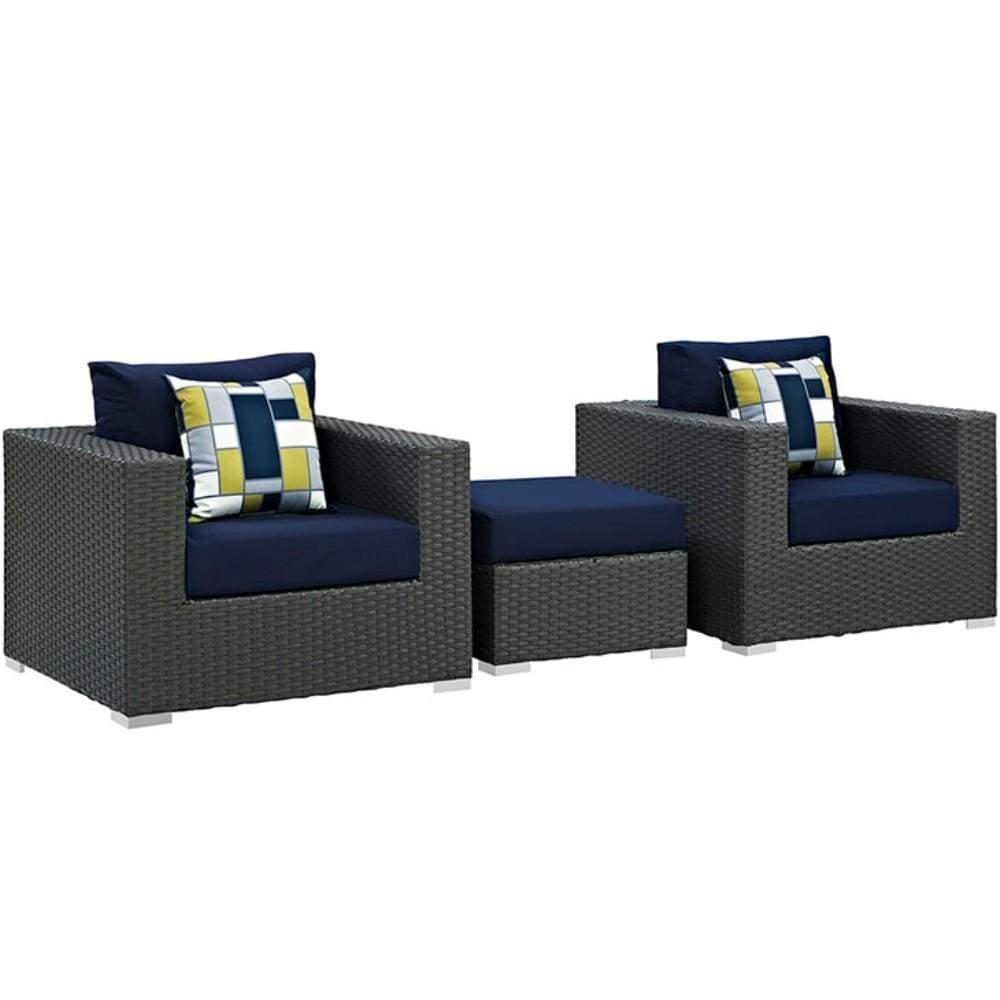 Decor Patio Sectional Set Photo