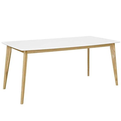 "Stratum 71"" Dining Table, White -Modway"