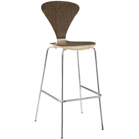 Antique Canvas Beige Summon Outdoor Patio Sunbrella Bar Stool