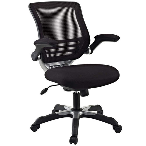 Sage Mid Back Office Chair Black