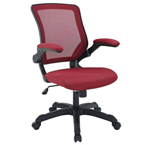 Black Finesse Highback Office Chair