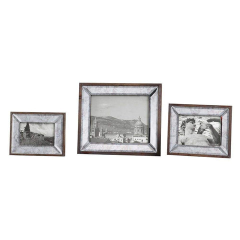 Benzara Bratislava Beguilingly Fabulous Family Wall Photo Frame