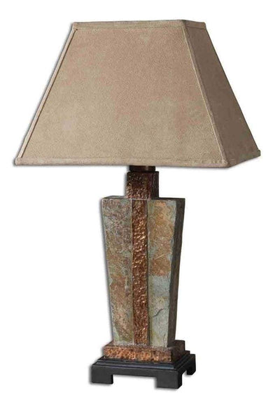 Slate Accent Lamp - Uttermost