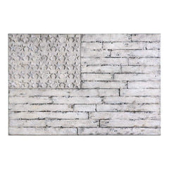 Blanco American Wall Art By Uttermost