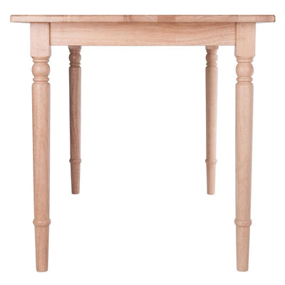 Ravenna Rectangle Dining Table Natural By Casagear Home WIN-89448