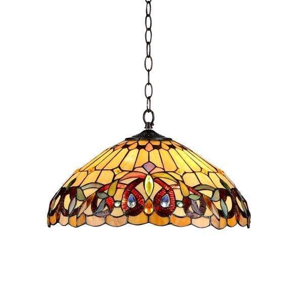 Artistic Impressive Styled Ceiling Pendant Fixture by Chloe Lighting