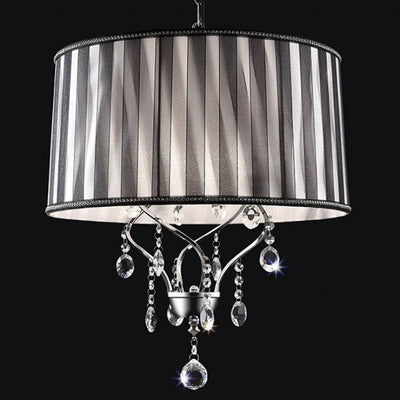 Arya Crystal Lamp Ceiling Lamp By Casagear Home