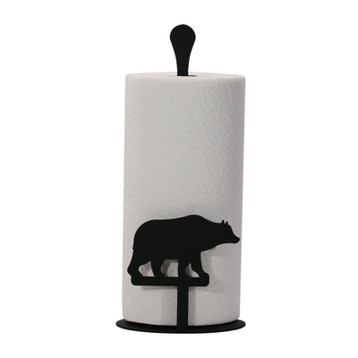 Bear - Paper Towel Stand
