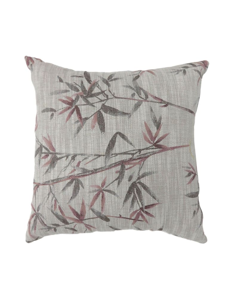Contemporary Style Set of 2 Throw Pillows, Red -PL6031RD-S-2PK By Casagear Home