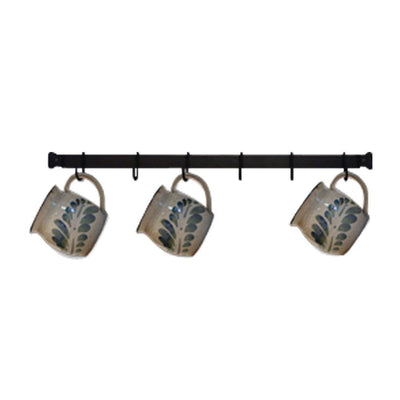 Cup Rack 24 Long -Village Wrought Iron