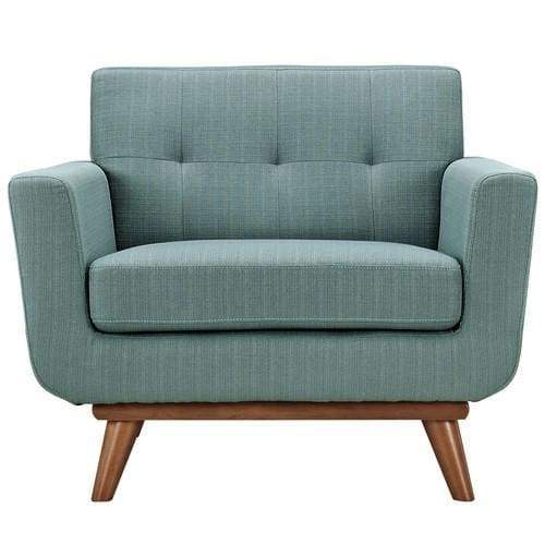 Engage Upholstered Armchair Laguna