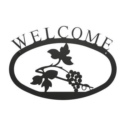 Grapevine - Welcome Sign Small