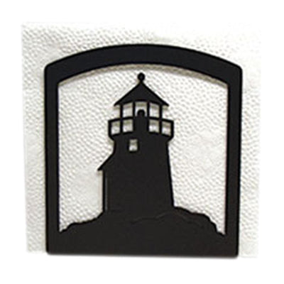 Lighthouse - Napkin Holder -Village Wrought Iron VWI-NH-10